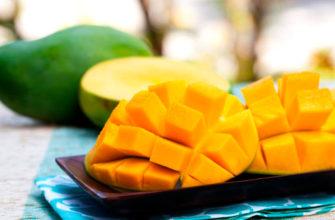 Как дозреть манго
