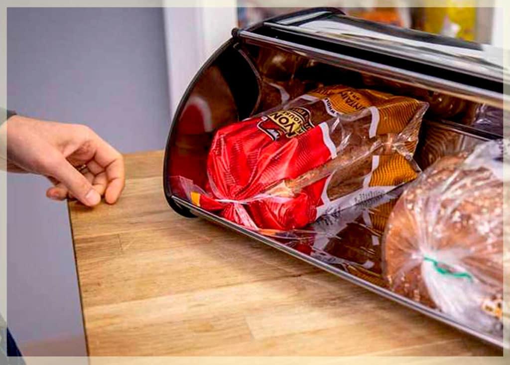 Как хранить хлеб и можно ли его хранить в холодильнике