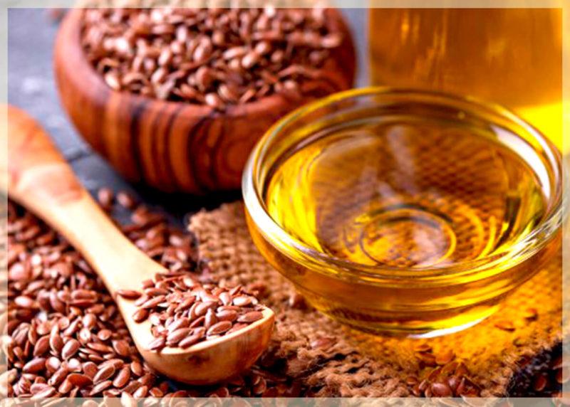 храним льняное масло правильно