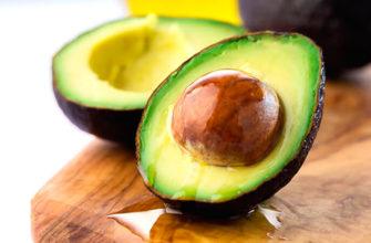 как хранить разрезанный авокадо