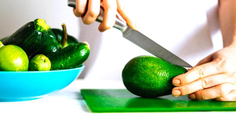 выводы о хранении авокадо